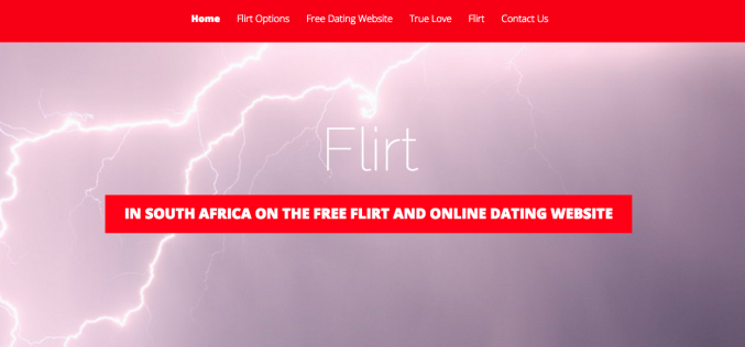 Good dating sites in south africa
