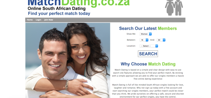 free internet dating south africa