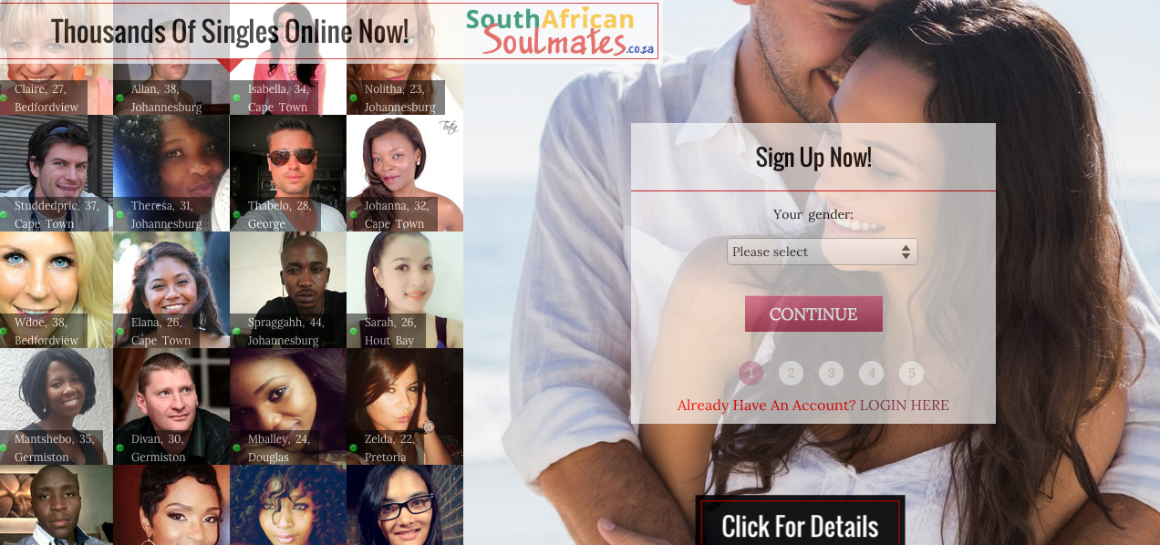 Best dating site in south africa reviews