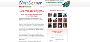 South African Dating Sites - DateCorner