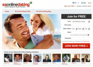 All dating site in south africa