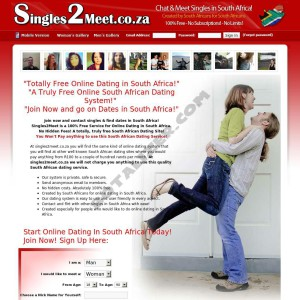 South African Dating Sites - Singles2Meet