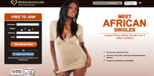 South African Dating Sites - Afro Introductions