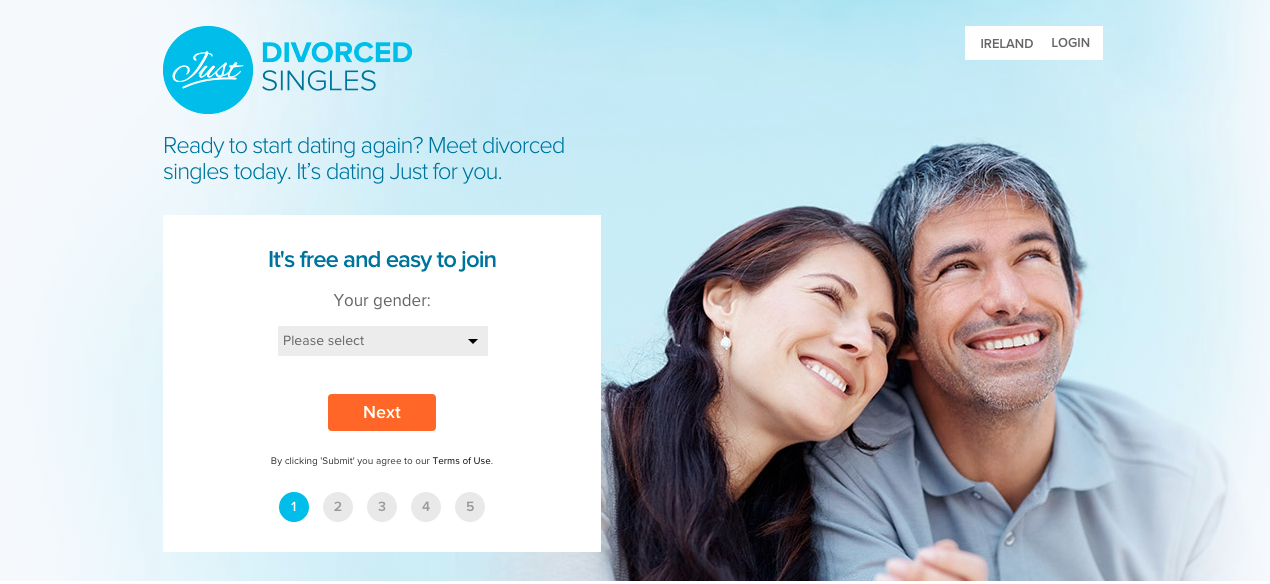 rogerson divorced singles dating site Nextlove is europe's leading social network for divorced and single parents that are looking to find  super discounts, free memberships to other dating sites,.